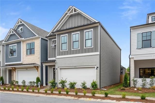 121 Village Green Avenue, Woodstock, GA 30189 (MLS #6961636) :: Path & Post Real Estate