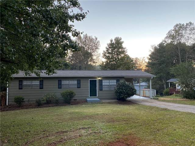 1200 Willow Court NW, Kennesaw, GA 30152 (MLS #6961687) :: Path & Post Real Estate