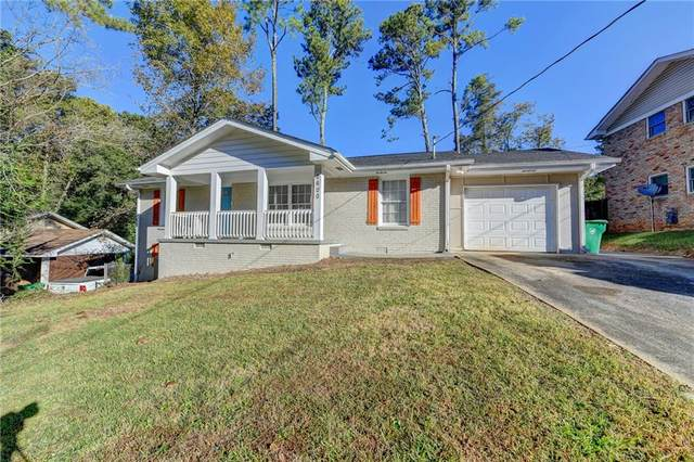 2600 Cohassett Court, Decatur, GA 30034 (MLS #6961691) :: Dawn & Amy Real Estate Team