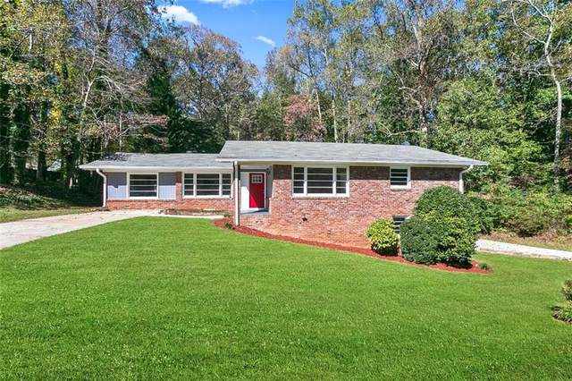 6630 Starling Place SW, Mableton, GA 30126 (MLS #6961706) :: Path & Post Real Estate