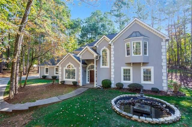 16085 Henderson Heights Drive, Milton, GA 30004 (MLS #6961717) :: RE/MAX Paramount Properties