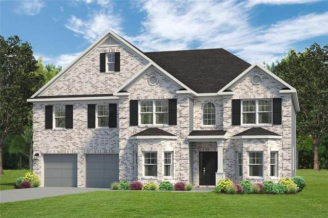 3448 Spring Place Court, Loganville, GA 30052 (MLS #6961735) :: RE/MAX Paramount Properties