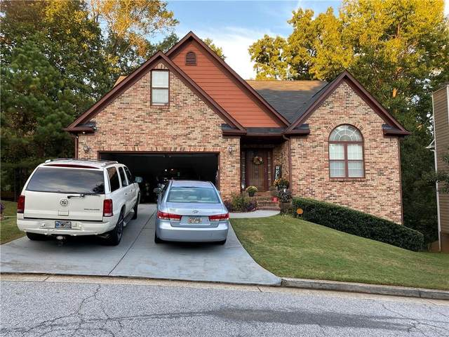 5100 Villas Terrace, Stone Mountain, GA 30088 (MLS #6961763) :: Todd Lemoine Team