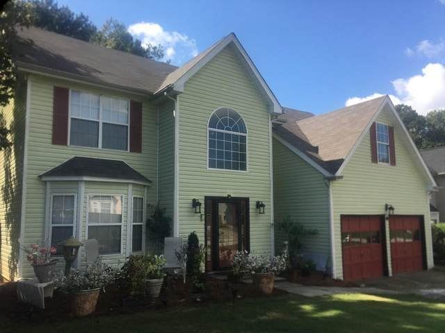 475 Cascade Rise Court SW, Atlanta, GA 30331 (MLS #6961783) :: Dillard and Company Realty Group