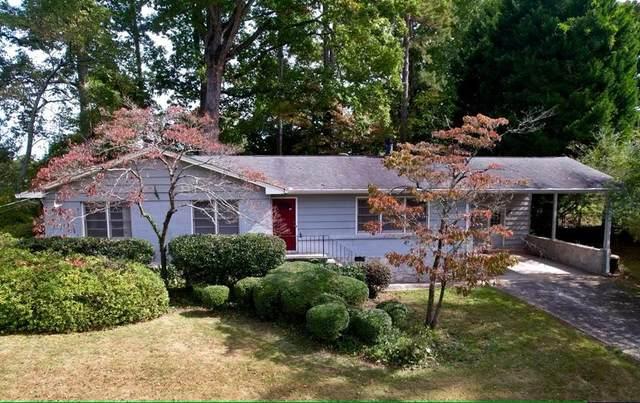 1487 Sagamore Drive NE, Atlanta, GA 30345 (MLS #6961785) :: Evolve Property Group