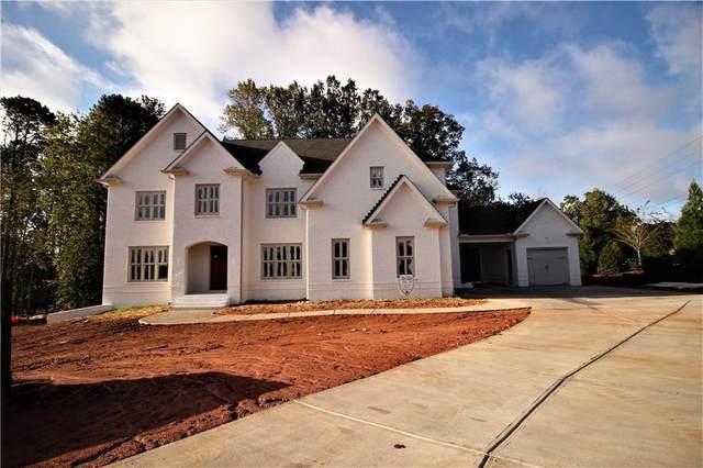 12500 Water's Edge Drive, Milton, GA 30004 (MLS #6961802) :: North Atlanta Home Team