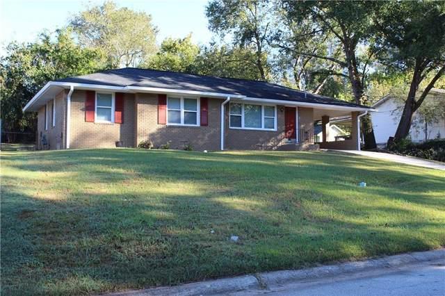 4086 Snapfinger Way, Decatur, GA 30035 (MLS #6961844) :: Virtual Properties Realty