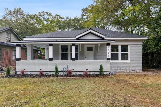 1265 Hardee Street NE, Atlanta, GA 30307 (MLS #6961846) :: Dawn & Amy Real Estate Team