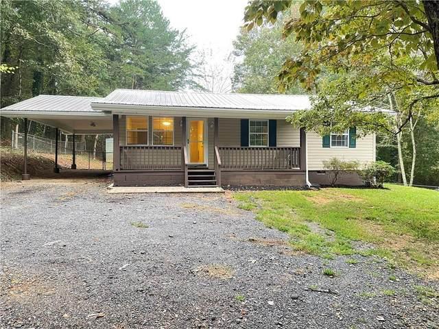 3027 Thrasher Drive, Gainesville, GA 30506 (MLS #6961856) :: Path & Post Real Estate