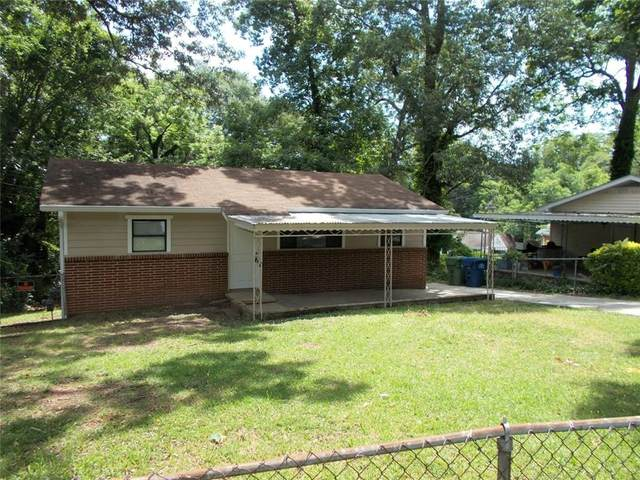2800 7TH Street SW, Atlanta, GA 30315 (MLS #6961900) :: Dillard and Company Realty Group