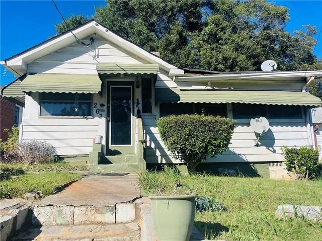 263 Thornton Street SW, Atlanta, GA 30315 (MLS #6961911) :: Maria Sims Group