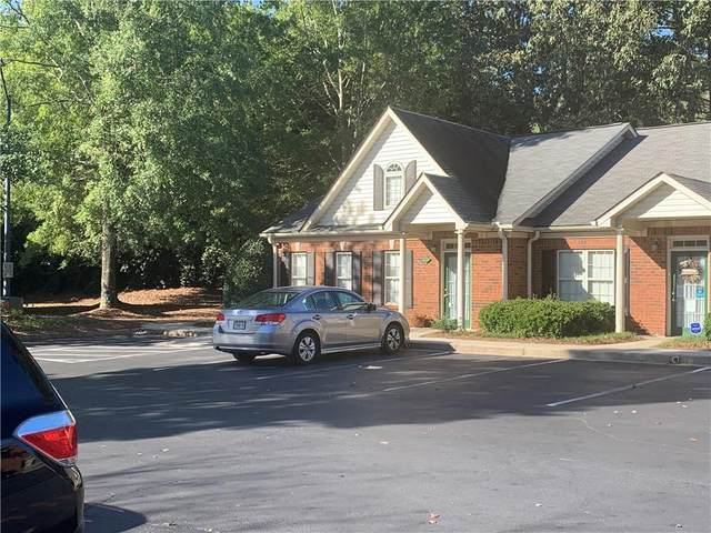 1301 Shiloh Road NW #540, Kennesaw, GA 30144 (MLS #6961916) :: Todd Lemoine Team