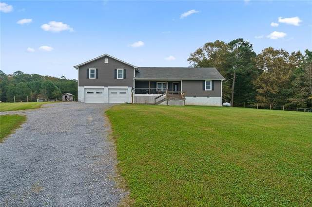 370 Cedar Creek Road NW, Cartersville, GA 30121 (MLS #6961917) :: No Place Like Home Georgialina