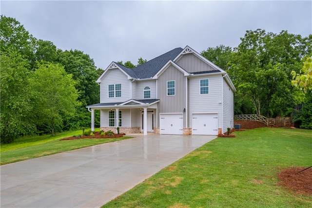 2317 Twin Oak Place, Monroe, GA 30656 (MLS #6961935) :: North Atlanta Home Team