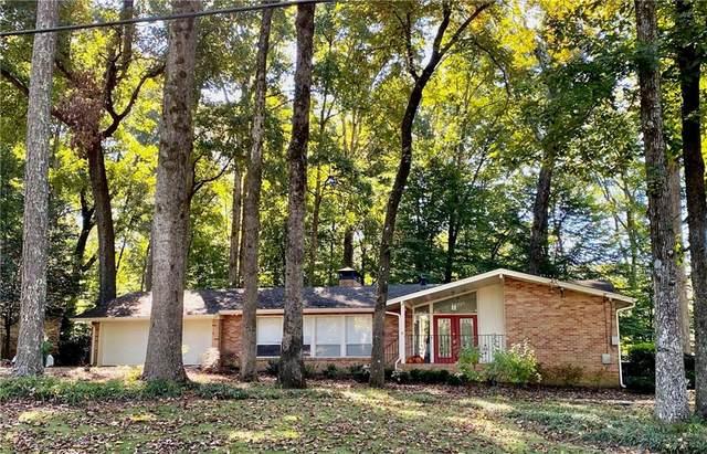 2415 Woodleaf Lane, Decatur, GA 30033 (MLS #6961947) :: North Atlanta Home Team