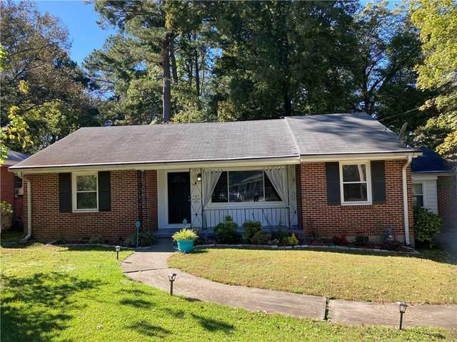2861 S Clark Drive, East Point, GA 30344 (MLS #6961962) :: North Atlanta Home Team