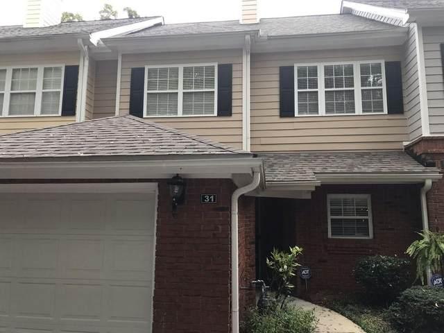 31 Hall Manor, Alpharetta, GA 30022 (MLS #6961964) :: Path & Post Real Estate