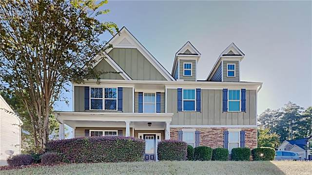 1126 Busby Way, Douglasville, GA 30134 (MLS #6962024) :: North Atlanta Home Team