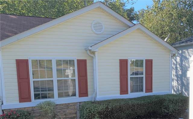 329 Hillcrest Lane, Canton, GA 30115 (MLS #6962028) :: Virtual Properties Realty