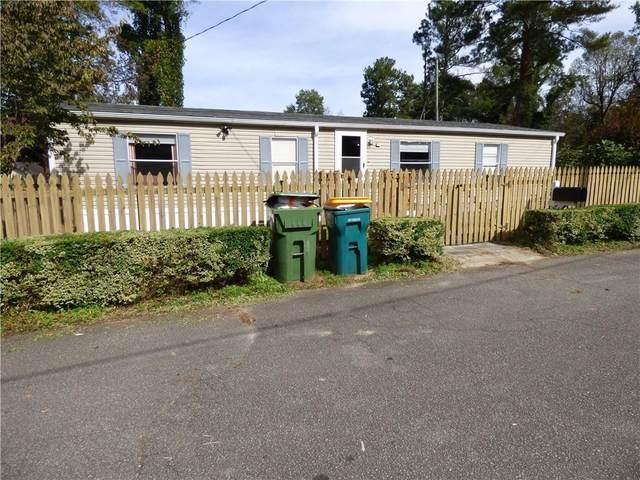 6 Lakeview Lane, Woodstock, GA 30188 (MLS #6962067) :: Path & Post Real Estate