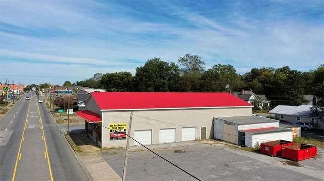 823 S Main Street N, Cedartown, GA 30125 (MLS #6962097) :: Virtual Properties Realty