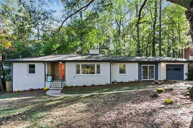 349 W Parkwood Road, Decatur, GA 30030 (MLS #6962101) :: North Atlanta Home Team