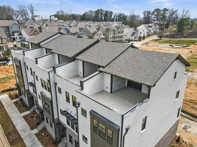 1327 Fairmont Avenue NW #27, Atlanta, GA 30318 (MLS #6962107) :: RE/MAX Prestige