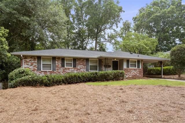 1119 Arbordale Drive, Decatur, GA 30033 (MLS #6962108) :: RE/MAX Prestige