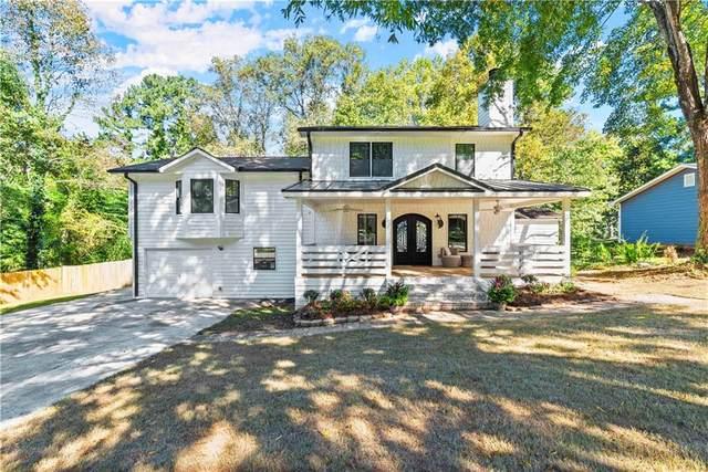 1624 Squire Drive SW, Marietta, GA 30008 (MLS #6962160) :: Path & Post Real Estate