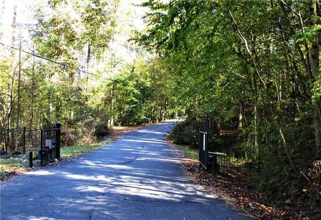 16 Dover Falls Trail, Ellijay, GA 30540 (MLS #6962171) :: Maria Sims Group