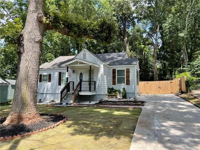 1858 Ridgeland Drive, Decatur, GA 30032 (MLS #6962181) :: RE/MAX Paramount Properties
