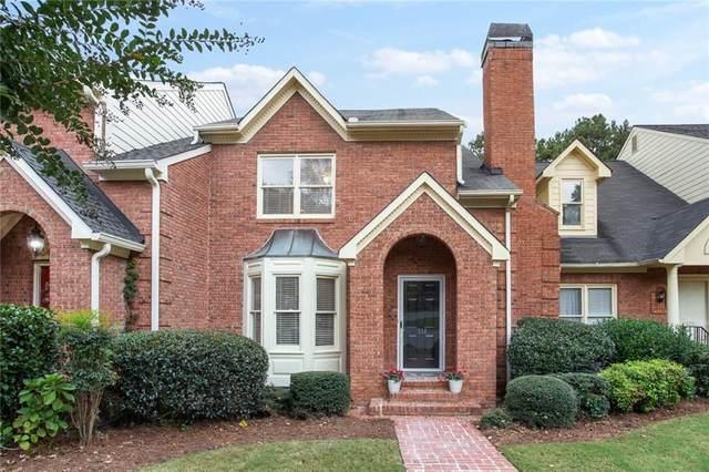 110 Holcomb Court, Alpharetta, GA 30022 (MLS #6962188) :: North Atlanta Home Team
