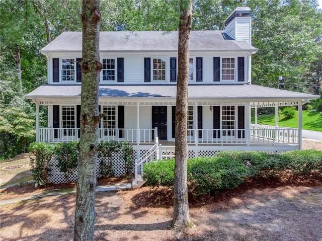 1520 Larkwood Drive, Canton, GA 30114 (MLS #6962196) :: Path & Post Real Estate