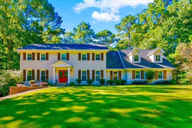 2760 Roxburgh Drive, Roswell, GA 30076 (MLS #6962227) :: RE/MAX Paramount Properties