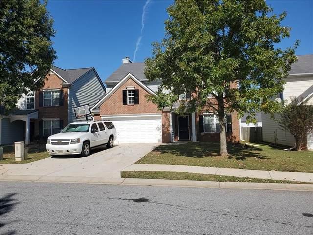 2136 Pine View Trail, Ellenwood, GA 30294 (MLS #6962257) :: Dawn & Amy Real Estate Team