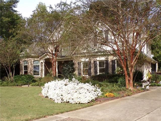 582 Old Lake Lane, Dawsonville, GA 30534 (MLS #6962272) :: North Atlanta Home Team