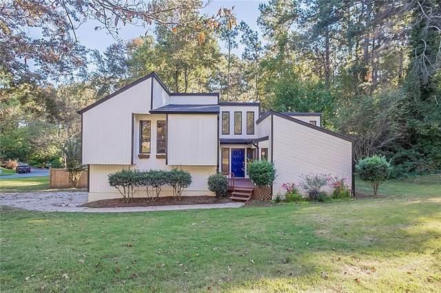 2142 Cedar Forks Drive, Marietta, GA 30062 (MLS #6962273) :: Maria Sims Group