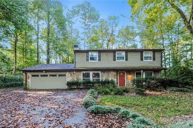 1811 S Johnson Ferry Road NE, Brookhaven, GA 30319 (MLS #6962283) :: No Place Like Home Georgialina