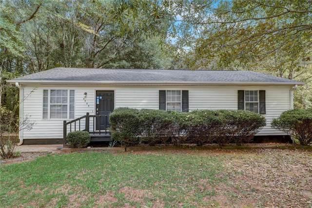 2256 Christian, Conyers, GA 30013 (MLS #6962301) :: North Atlanta Home Team