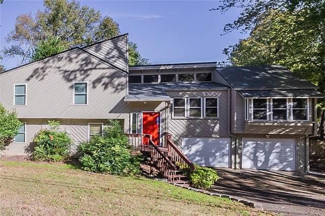 3332 Woodrun Trail, Marietta, GA 30062 (MLS #6962303) :: Evolve Property Group