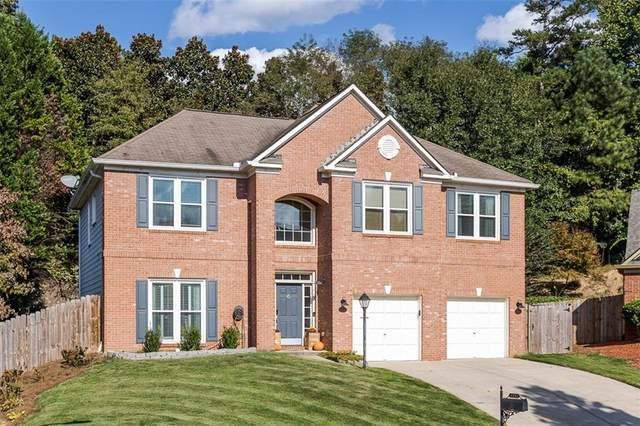4253 Millside Walk SE, Smyrna, GA 30080 (MLS #6962327) :: RE/MAX Center