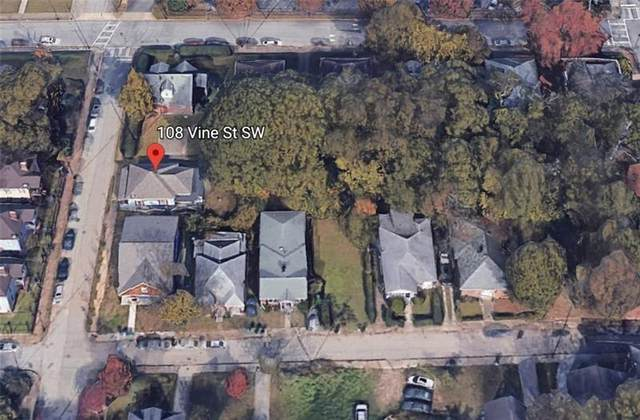 108 Vine Street SW, Atlanta, GA 30314 (MLS #6962332) :: Maria Sims Group