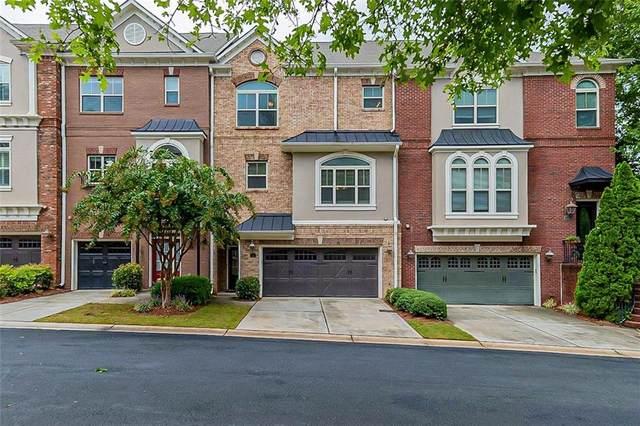 940 Delaronde Court, Atlanta, GA 30328 (MLS #6962359) :: Tonda Booker Real Estate Sales