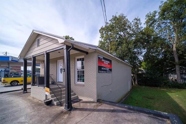 113 N Main Street, Cedartown, GA 30125 (MLS #6962374) :: Virtual Properties Realty