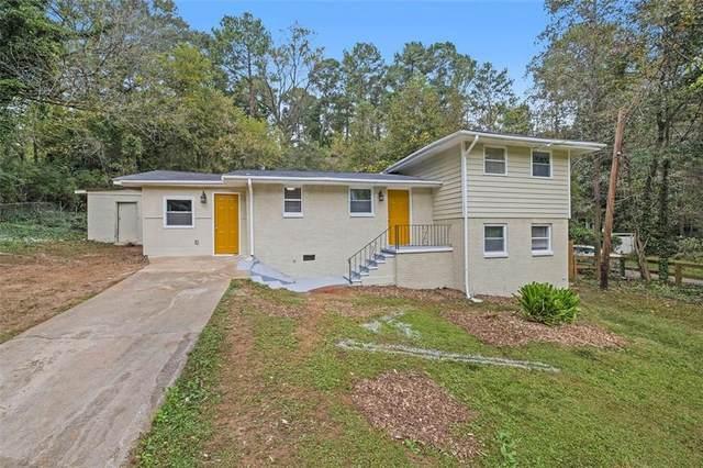 3434 Brookfield Lane, Decatur, GA 30032 (MLS #6962376) :: Morgan Reed Realty