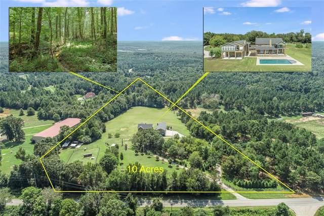 820 Sims Bridge Road, Commerce, GA 30530 (MLS #6962388) :: North Atlanta Home Team