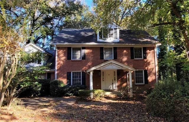 110 Ridge Point Close, Roswell, GA 30076 (MLS #6962389) :: North Atlanta Home Team