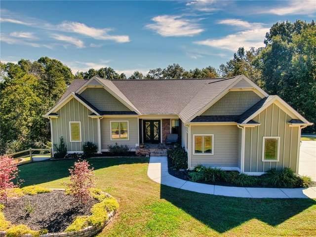 1257 Blue Ridge Overlook, Dawsonville, GA 30534 (MLS #6962452) :: North Atlanta Home Team