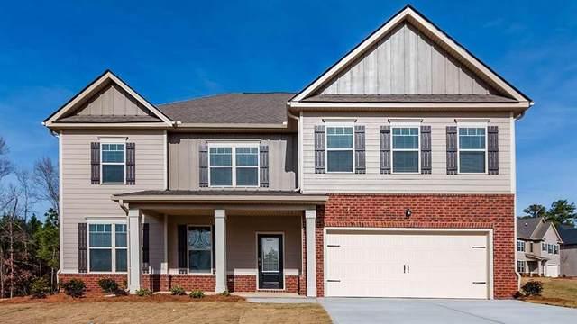 4363 Cannon Walk, Ellenwood, GA 30294 (MLS #6962476) :: Dawn & Amy Real Estate Team