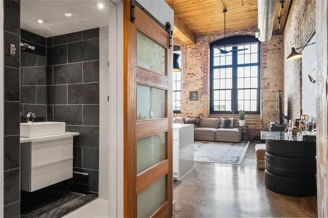 170 Boulevard SE H-324, Atlanta, GA 30312 (MLS #6962488) :: Tonda Booker Real Estate Sales